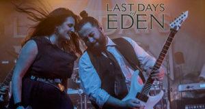 """LAST DAYS OF EDEN - Escuchamos su próximo álbum """"Butterflies"""". Primeras impresiones."""