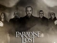 Caja de PARADISE LOST. THE TROOPS OF DOOM estrenan tema. Detalles del debut de MERCURY CIRCLE.