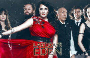 """LAST DAYS OF EDEN lanzarán su nuevo álbum """"Butterflies"""" el próximo 15 de Octubre . Inminente nuevo vídeo clip"""