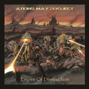 ATKNS/MAY PROJECT - Empire Of Destruction