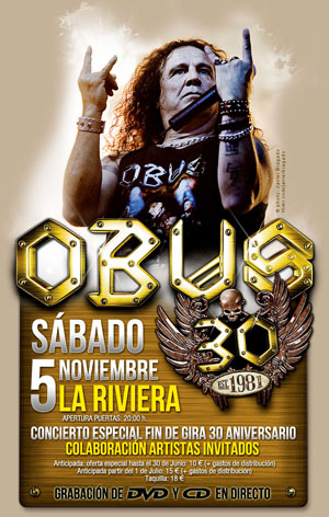 Obus Madrid