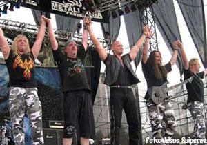 Primal Fear en Metal Mania (Foto: Jesús Ruipérez
