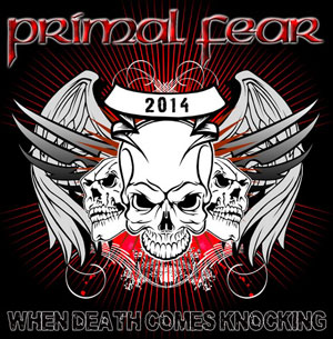PRIMAL FEAR  - When Death Comes Knocking