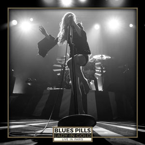 BLUES PILLS -  Lady In Gold Live In Paris