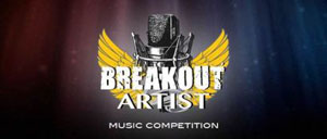Breakout Artist Music Competition