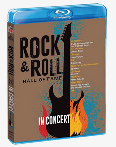 The Rock & Roll Hall of Fame: In Concert