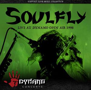 SOULFLY: Live At Dynamo 1998