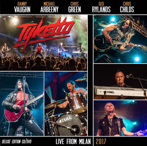 TYKETTO - Live In Milan
