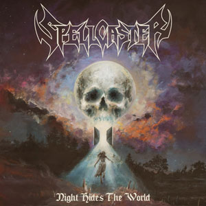 SPELLCASTER - Night Hides The World