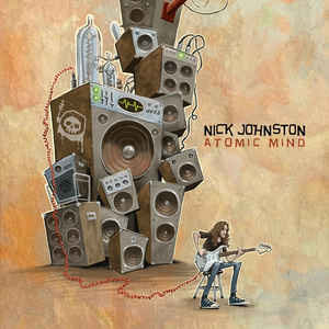 NICK JOHNSTON - Atomic Mind