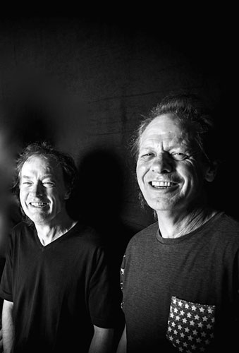 Angus Young & Stevie Young