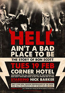 The Story of Bon Scott – Hell Ain't A Bad Place To Be