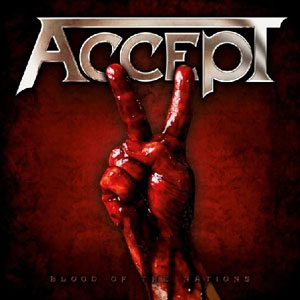 ACCEPT - Blood Of Natios