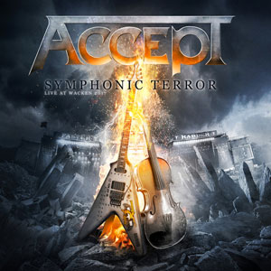 ACCEPT - Symphonic Terror – Live At Wacken 2017