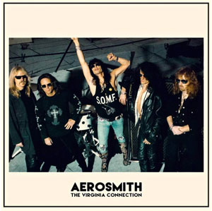 AEROSMITH - Virginia Connection 1988