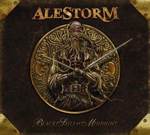ALESTORM  - Black Sails At Midnight digipack