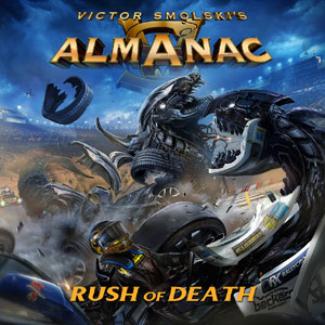 Victor Smolski ALMANAC - Rush Of Death