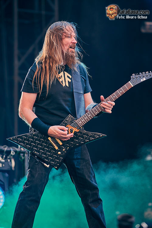 AMON AMARTH - DOWNLOAD FESTIVAL MADRID 2019