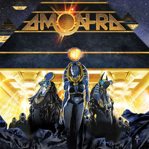 AMON-RA - In The Company Of Gods