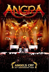 ANGRA  - Angels Cry: 20 Anniversary