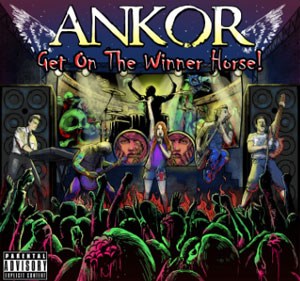 ANKOR - Get On The Winner Horse