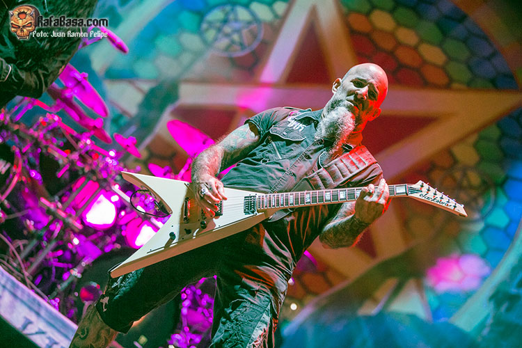 Scott Ian de ANTHRAX