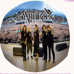 ANTHRAX- Live at the Sonisphere