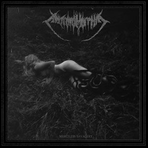 ANTROPOMORPHIA - Merciless Savagery