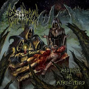 APOSTLES OF PERVERSION - Meeting of Atrocities