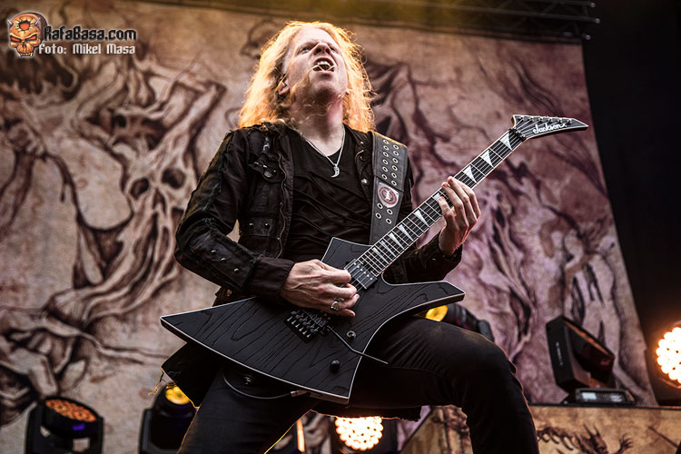 ARCH ENEMY - RESURRECTION FEST 2019