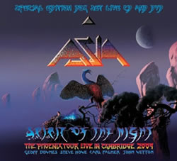 ASIA - Spirit Of The Night – Live in Cambridge 2009