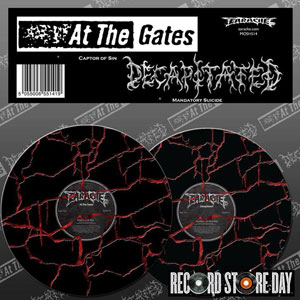 AT THE GATES y DECAPITATED