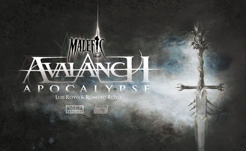 AVALANCH - MALEFIC TIME APOCALYSE