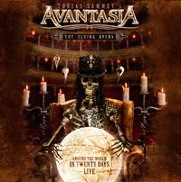 AVANTASIA - The Flying Opera – Around The World In 20 Days – Live