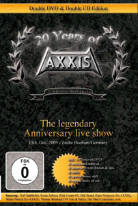 AXXIS - 20 Years Of Axxis – The Official Bootleg