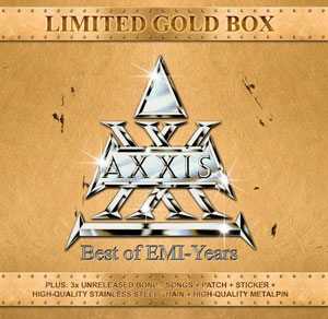 AXXIS - Best Of Emi Years