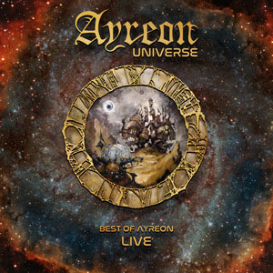 Universe - The Best of Ayreon Live