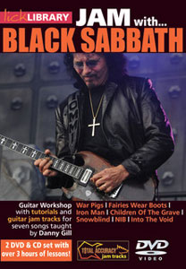 Jam With BLACK SABBATH