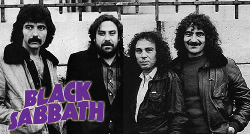 BLACK SABBATH con Ronnie James Dio