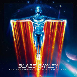 Blaze Bayley - The Redemption Of William Black: Infinite Entaglement III