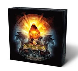 BLIND GUARDIAN - traveller's Guide to Space and Time