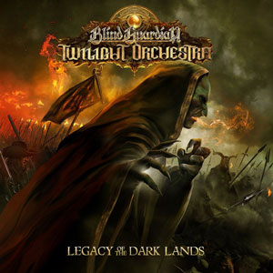 BLIND GUARDIAN - The Legacy Of The Dark Lands