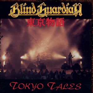 BLIND GUARDIAN - Tokio Tales