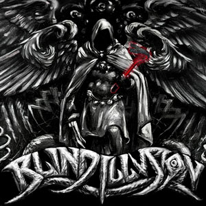 BLIND ILLUSION - Straight as the Crowbar Flies