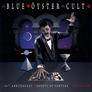 BLUE OYSTER CULT - 40th Anniversary Agents Of Misfortune Live 2016