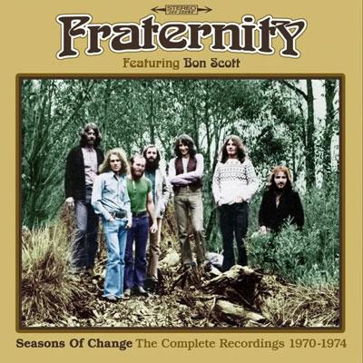 Bon Scott - FRATERNITY