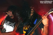 Bonded By Blood - Foto: Carlos Oliver