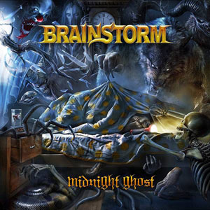 BRAINSTORM - Midnight Ghosts