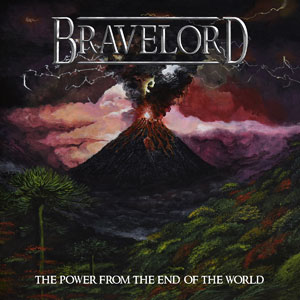 BRAVELORD - The Power From The End Of The World