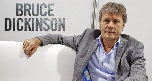 Bruce Dickinson: